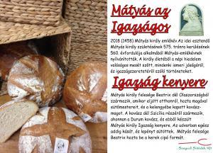 Mátyás kenyere